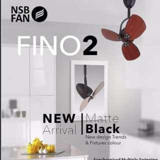Nsb fino2 ceiling fan