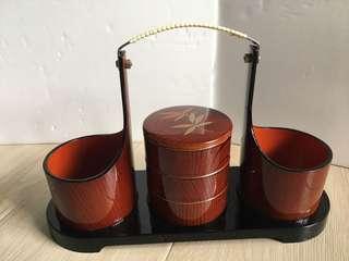 日式節日器皿