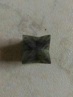 🚚 Rutile Merkaba ( Dark green colour)