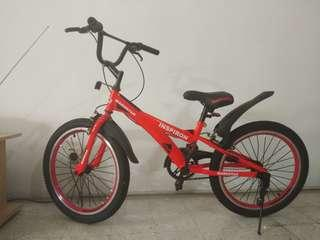 """MARSSTAR 20"""" Alloy Rims Bicycle RED"""
