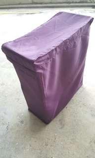 Ikea purple cloth bag
