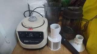 🚚 專業調理果汁機組