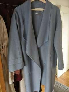 🚚 (降價)Zara羊毛手工大衣