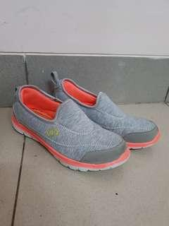 Spalding Grey Shoes