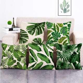 🚚 Nature Cushion Cover II