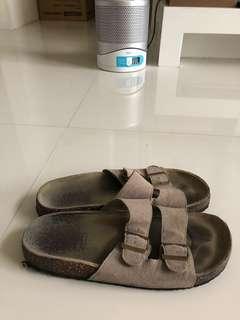 🚚 類勃肯鞋 美國購入 真皮