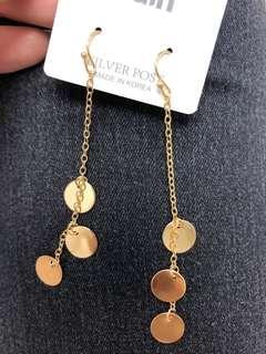 韓國韓式耳環 earrings 防敏感 兩對包郵 一對平郵+$5