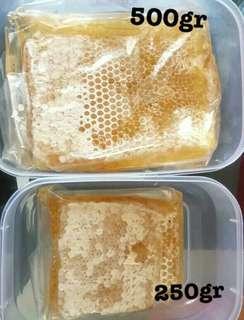 Honey comb madu propolis