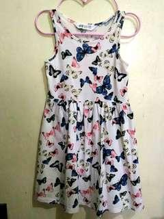 Original H&M Dress for Girls 3-5 years old