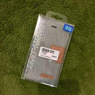 📱iPhone 5/5c/5s wallet case