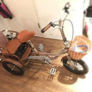 🚚 New Affordable Tricycle(Adult Size) For Pre-Order! Fit HDB lifts!