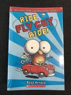 🚚 Fly Guy - New York Times Best Selling Series - 14 books and 1 CD