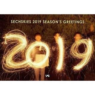[PO] Sechskies 2019 Season's Greeting