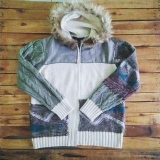 Sweater Hoodie Mark Fairhale