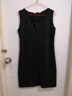 Victoria Lindy Formal Black Dress