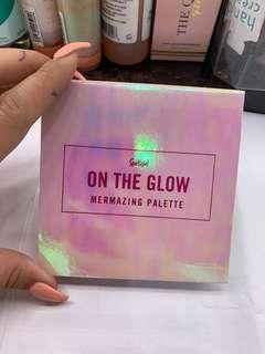 On the glow mermazing palette