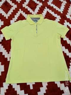 shirt collar chicks yellow