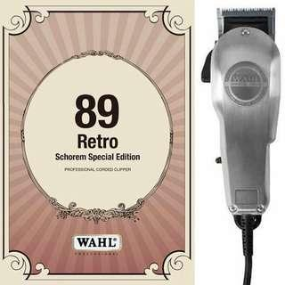 Wahl 89 Retro Clipper - Schorem Special Edition