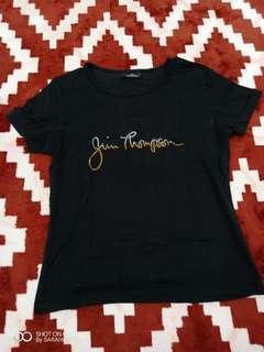 jim thompson shirt black studded