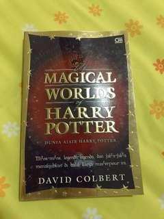 Buku Harry Potter Langka