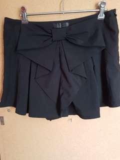Ally Bow Shorts/Skort