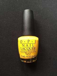 [BN] OPI Nail Lacquer