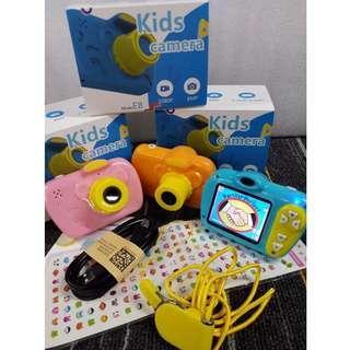 HK$198/1部 ~ 平玩全新高清1080P兒童迷你影相機錄影機, 隨機附送多項精品, 送禮自用最佳選擇