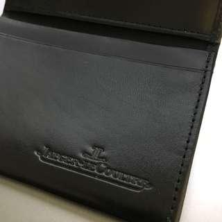 Jaeger LeCoultre JLC Premium Leather Card Case