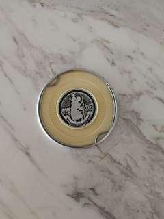 Desmo tax disk holder