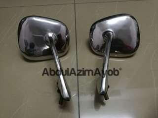 Side mirror fender