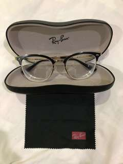 b9cfd93f8b176 Ray-ban Glasses (Brand New Never been worn   with prescription lens)