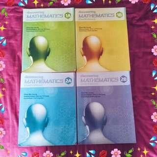 📌 discovering mathematics (2nd edition) secondary 1 textbooks