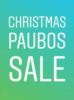 Sale on clothes, bags, shoes, accessories