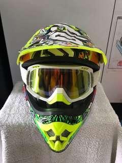 O'Neil Full Face Helmet