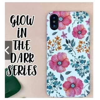 GLOW IN THE DARK SERIES CASE COVER FOR OPPO F7
