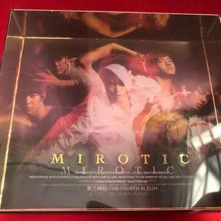 DBSK Mirotic album