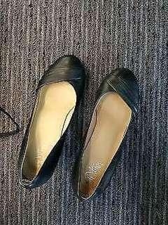Wittner leather heels