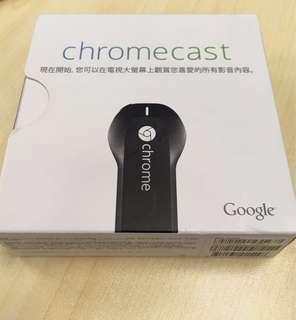Brand New Chromecast