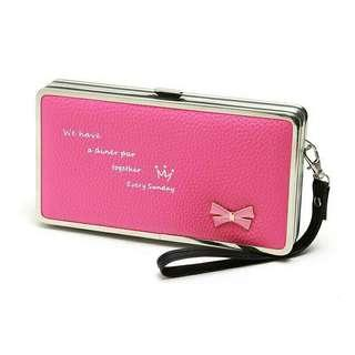 Korean Phone Wallet Handbag Gripesack