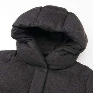 Uniqlo Wool Down Jacket Size XS