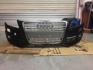 Audi S4 S Line Bumber
