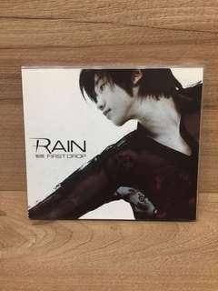 🚚 Rain初雨first drop
