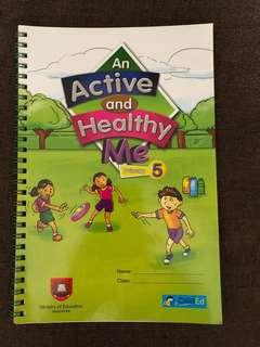 An Active and Healthy Me - Primary 5