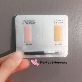 Dior Addict Backstage lipstick sample