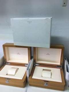 Omega 盒、full set ,