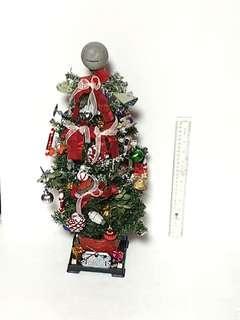Custom star wars Christmas tree  with lights