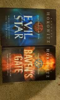 The Power Of Five Anthony Horowitz Books