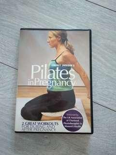 Lindsey Jackson's Pilates in Pregnancy dvd