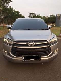 Toyota Inova 2017 disel mint condition