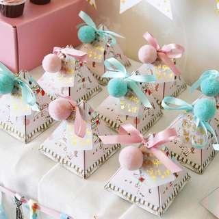 Cute Baby party gift box
